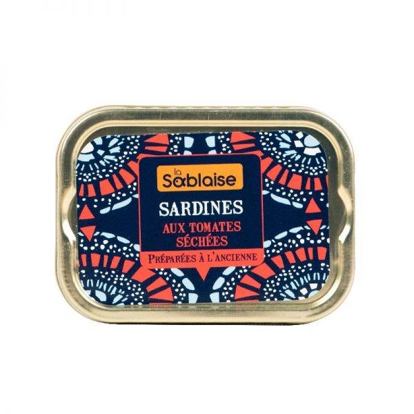 Sardines aux Tomates sechées von LA SABLAISE