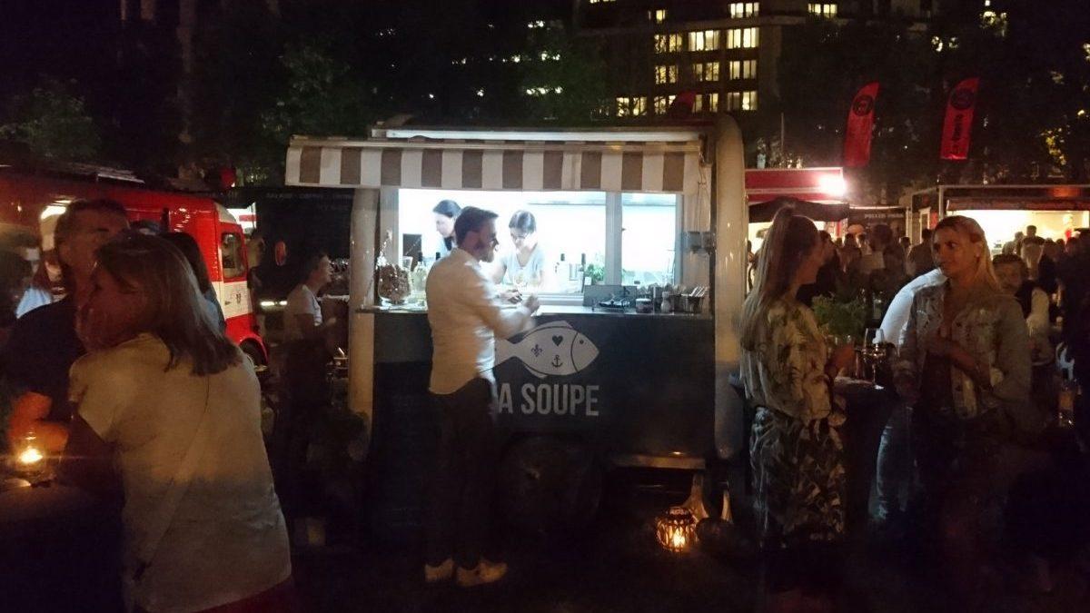 Gourmet Festival Düsseldorf 2019