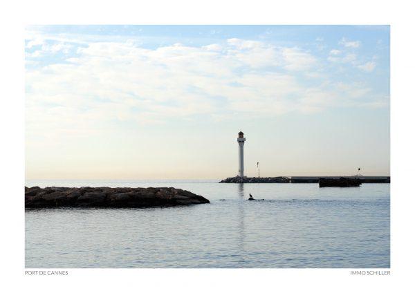 Port de Cannes, 2007, Fotograf: Immo Schiller