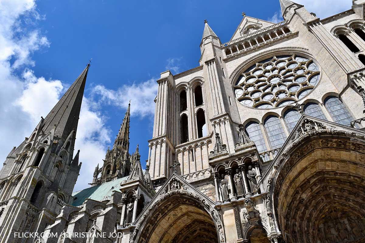 Kathedrale von Chartres