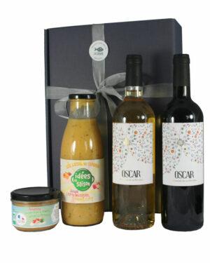 Geschenkpaket Fêtes de Paysans