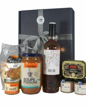 Geschenkpaket Le grand Bleu