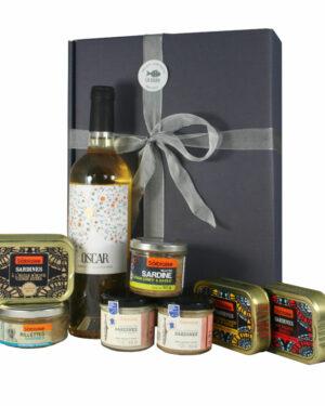 Geschenkpaket Gourmets de la Mer