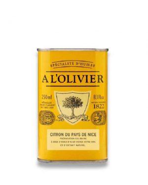 Olivenöl Zitrone