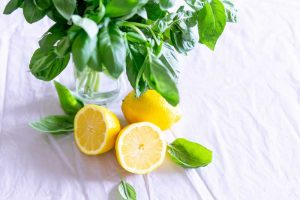 Citron farcis
