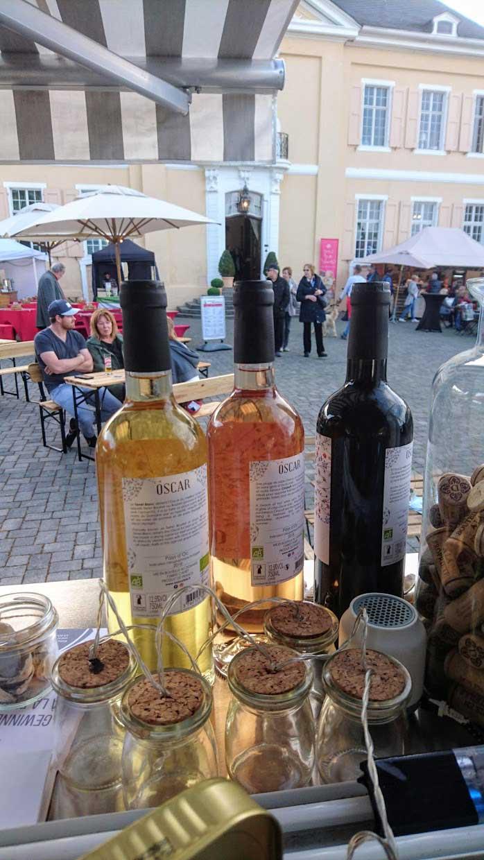Schlemmermarkt auf Schloss Miel 2019