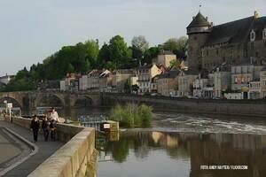 Laval Schloss